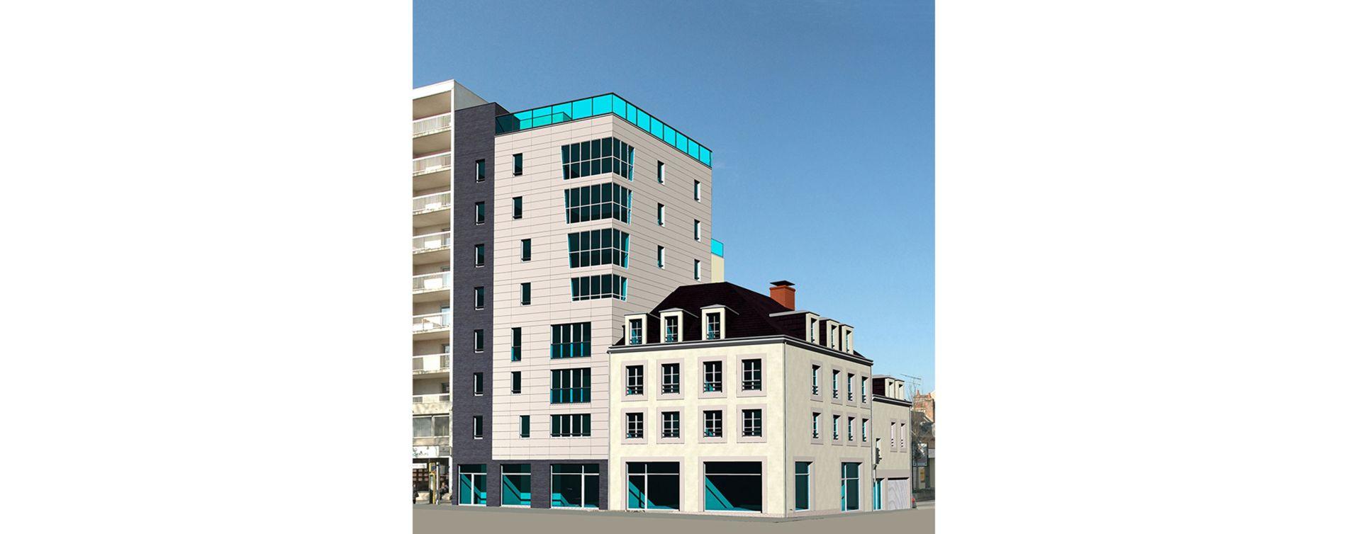 Orléans : programme immobilier neuve « Résidence Saint Jean » en Loi Pinel