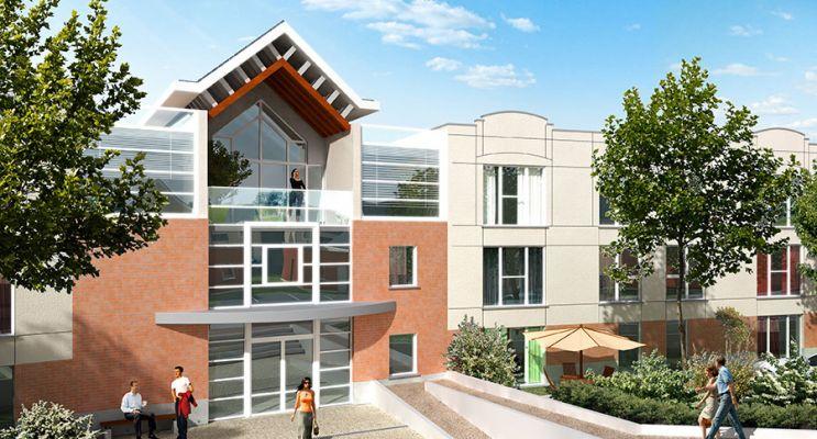 Photo du Résidence « Le Parc de Morchêne » programme immobilier neuf à Saint-Cyr-en-Val