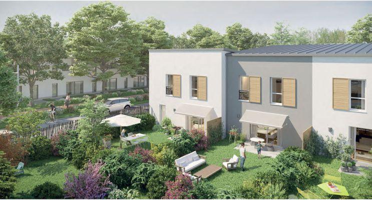 Résidence « Coeur De Loire » programme immobilier neuf en Loi Pinel à Saint-Jean-de-Braye n°2