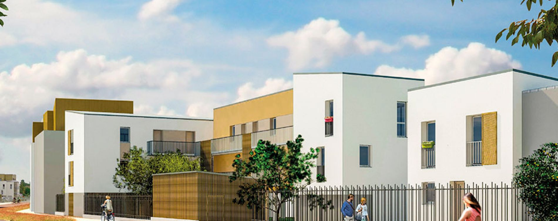 Saint-Jean-de-Braye : programme immobilier neuve « Edène »