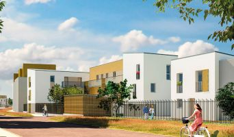 Photo du Résidence « Edène » programme immobilier neuf en Loi Pinel à Saint-Jean-de-Braye
