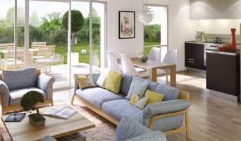 Résidence « Edène » programme immobilier neuf en Loi Pinel à Saint-Jean-de-Braye n°3