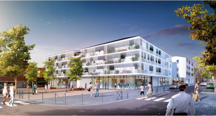 Résidence « Emergence » programme immobilier neuf en Loi Pinel à Saint-Jean-de-Braye n°1