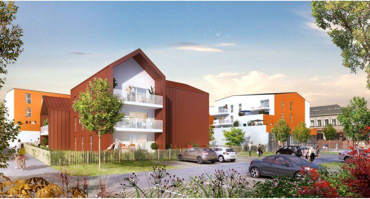 Résidence « Emergence » programme immobilier neuf en Loi Pinel à Saint-Jean-de-Braye n°2