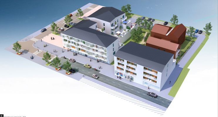 Résidence « Emergence » programme immobilier neuf en Loi Pinel à Saint-Jean-de-Braye n°3