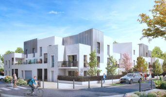 Résidence « Le Carré Vert » programme immobilier neuf en Loi Pinel à Saint-Jean-de-Braye