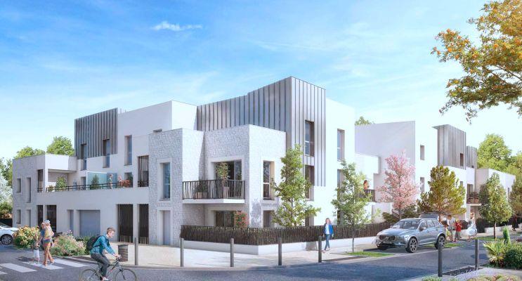 Photo du Résidence « Le Carré Vert » programme immobilier neuf en Loi Pinel à Saint-Jean-de-Braye