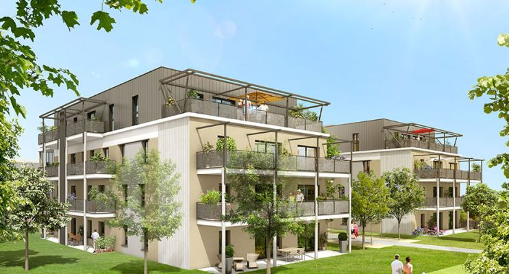 Programme immobilier n°211505 n°1