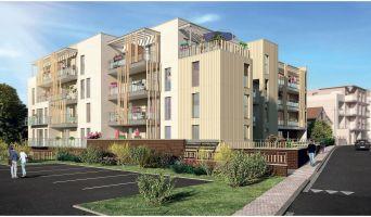 Photo du Résidence « Le Luscinia » programme immobilier neuf en Loi Pinel à Saint-Jean-de-Braye