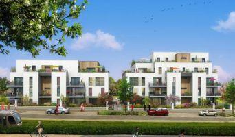 Photo du Résidence « Les Jardins d'Emile bât. B » programme immobilier neuf en Loi Pinel à Saint-Jean-de-Braye