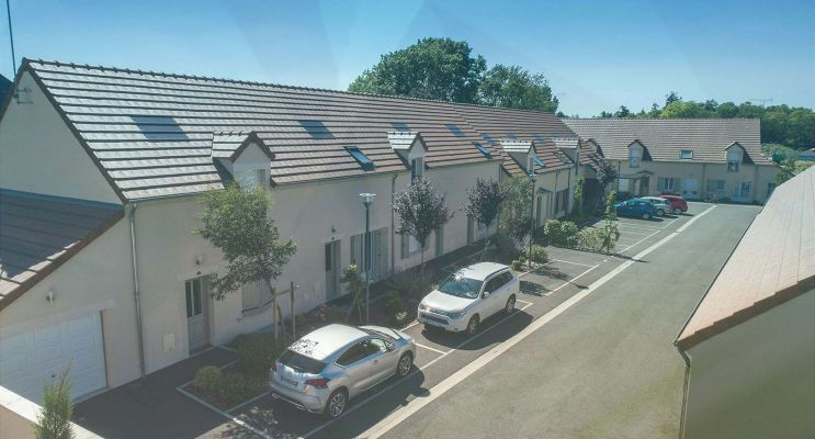 Photo du Résidence « Rue de Verville » programme immobilier neuf en Loi Pinel à Saint-Jean-de-Braye