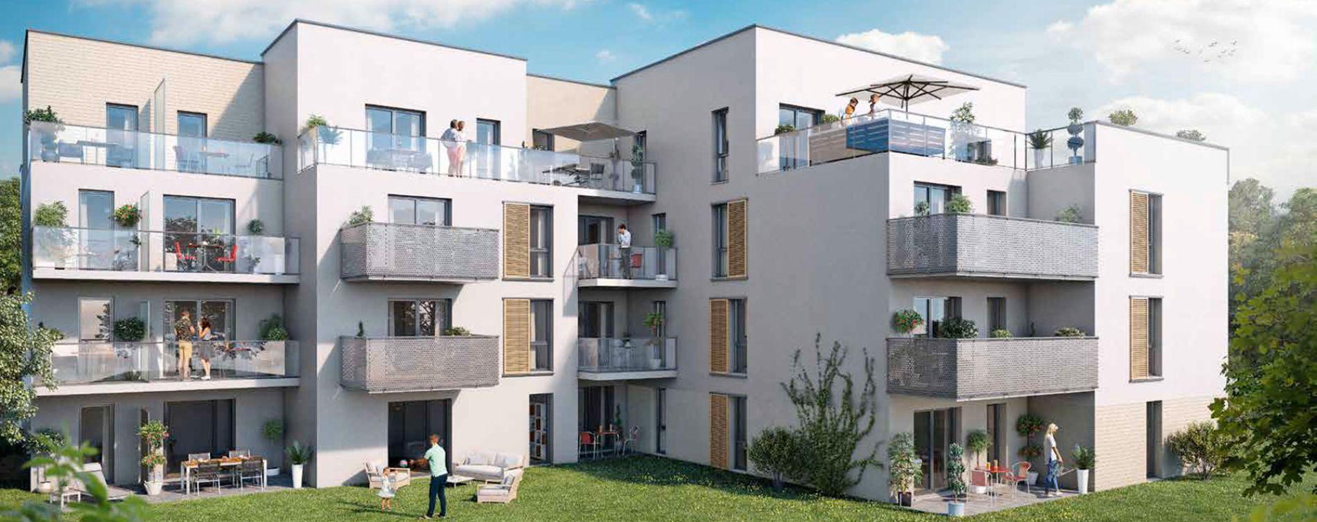 Résidence Villas Cédrat à Saint-Jean-de-Braye