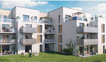 Résidence « Villas Cédrat » programme immobilier neuf en Loi Pinel à Saint-Jean-de-Braye n°2