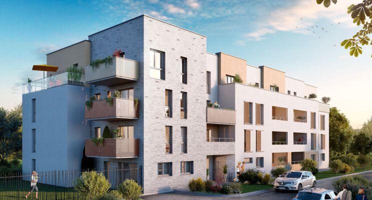 Résidence « Villas Cédrat » programme immobilier neuf en Loi Pinel à Saint-Jean-de-Braye n°1
