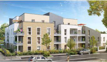 Saint-Jean-de-Braye : programme immobilier neuf « Viva Verde » en Loi Pinel