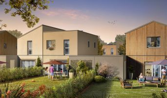 Résidence « Le Clos Du Petit Bois » programme immobilier neuf en Loi Pinel à Saint-Jean-de-la-Ruelle n°1
