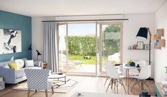 Résidence « Le Clos Du Petit Bois » programme immobilier neuf en Loi Pinel à Saint-Jean-de-la-Ruelle n°2