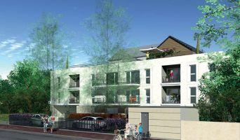 Résidence « Vert Halage » programme immobilier neuf en Loi Pinel à Saint-Jean-de-la-Ruelle
