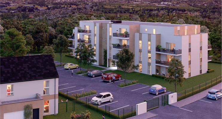 Photo du Résidence « Côté Jardin » programme immobilier neuf en Loi Pinel à Saran