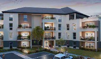Résidence « Côté Parc » programme immobilier neuf en Loi Pinel à Saran
