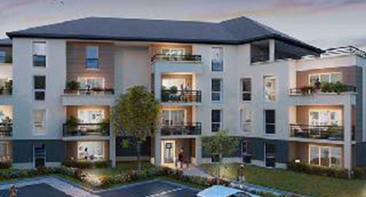 Photo du Résidence « Côté Parc » programme immobilier neuf en Loi Pinel à Saran