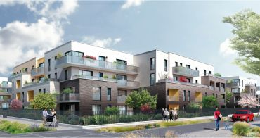 Saran : programme immobilier neuf « Les Fleurs d'O » en Loi Pinel