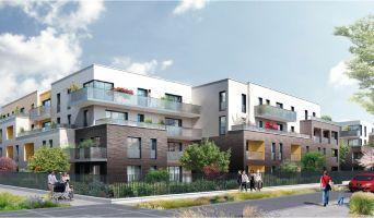 Photo du Résidence « Les Fleurs d'O » programme immobilier neuf en Loi Pinel à Saran