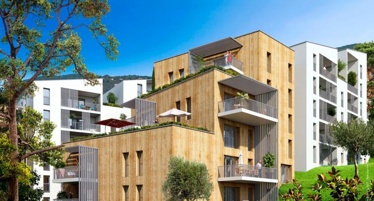 Photo n°3 du Résidence neuve « Domaine Résidentiel De L'Altore »