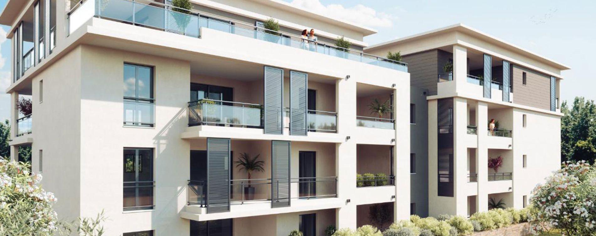 Porto-Vecchio : programme immobilier neuve « Vignola 2 » en Loi Pinel