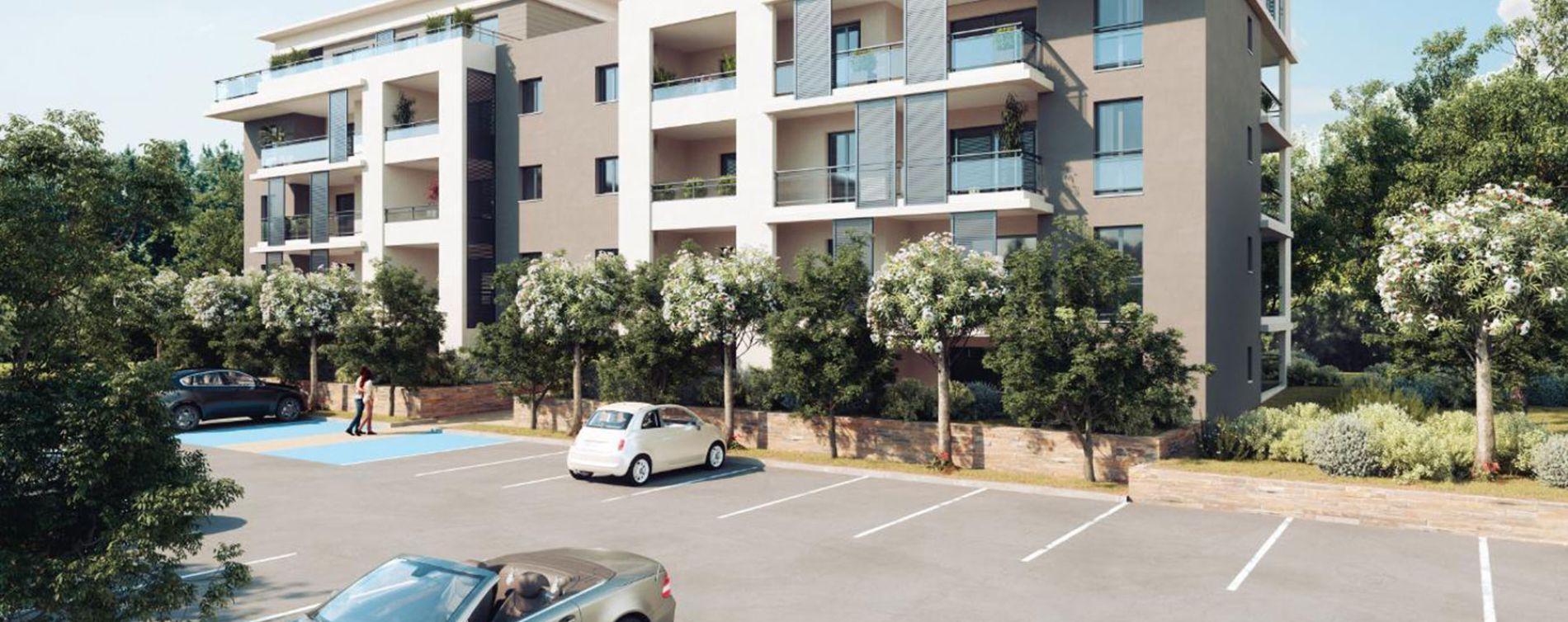 Porto-Vecchio : programme immobilier neuve « Vignola 2 » en Loi Pinel (3)