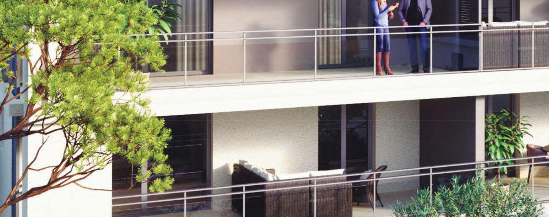 Propriano : programme immobilier neuve « Bel'Orizonte