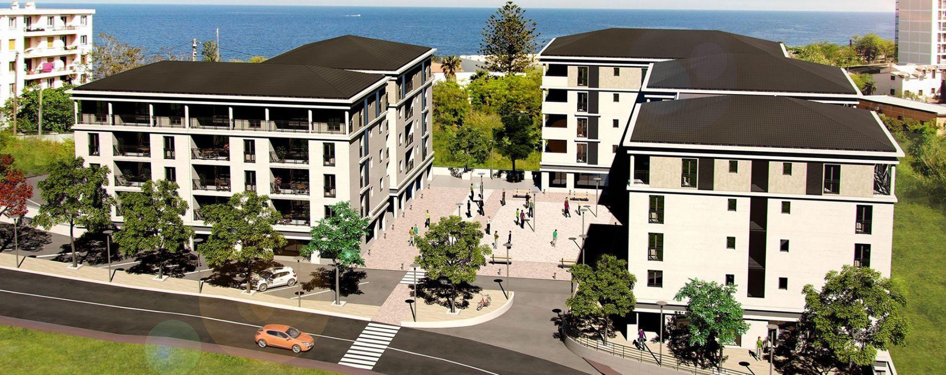 Bastia : programme immobilier neuve « Miramare » en Loi Pinel (2)