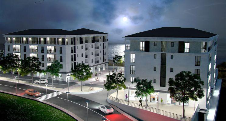 Photo du Résidence « Miramare » programme immobilier neuf en Loi Pinel à Bastia