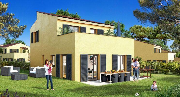 Photo du Résidence « La Dimora » programme immobilier neuf à Calenzana