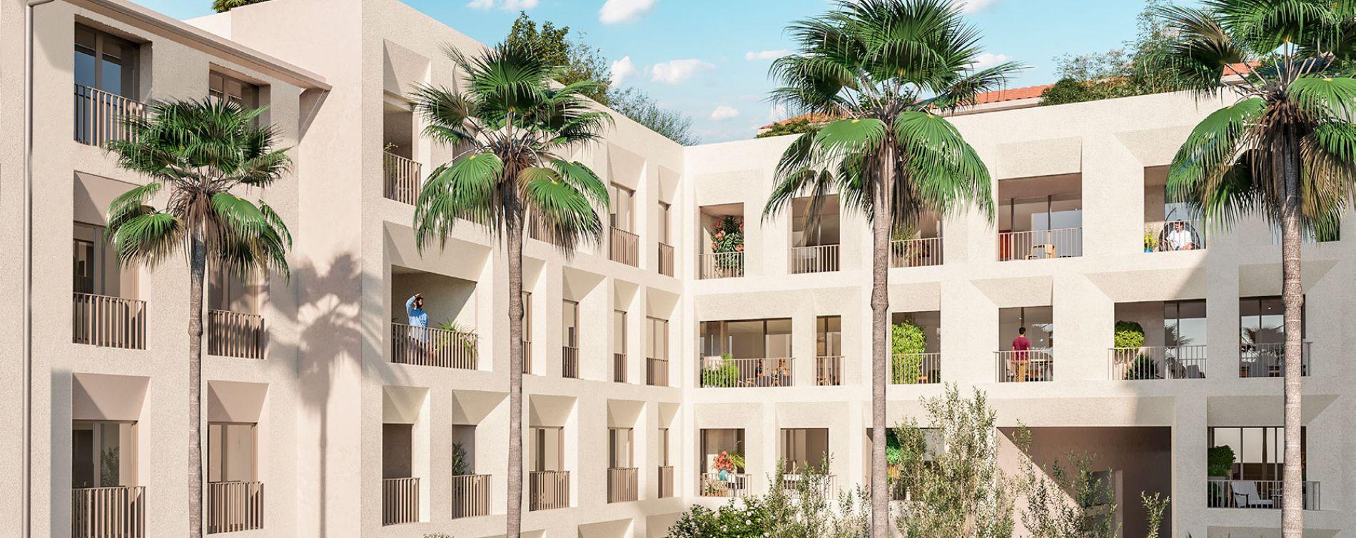 Calvi : programme immobilier neuve « A Citadella 2 »