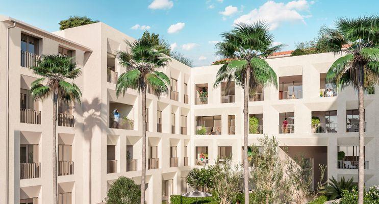Calvi : programme immobilier neuf « A Citadella 2 » en Loi Pinel