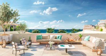 Calvi : programme immobilier neuf « A Citadella »