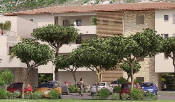 Photo n°2 du Résidence « Elisa » programme immobilier neuf en Loi Pinel à Calvi