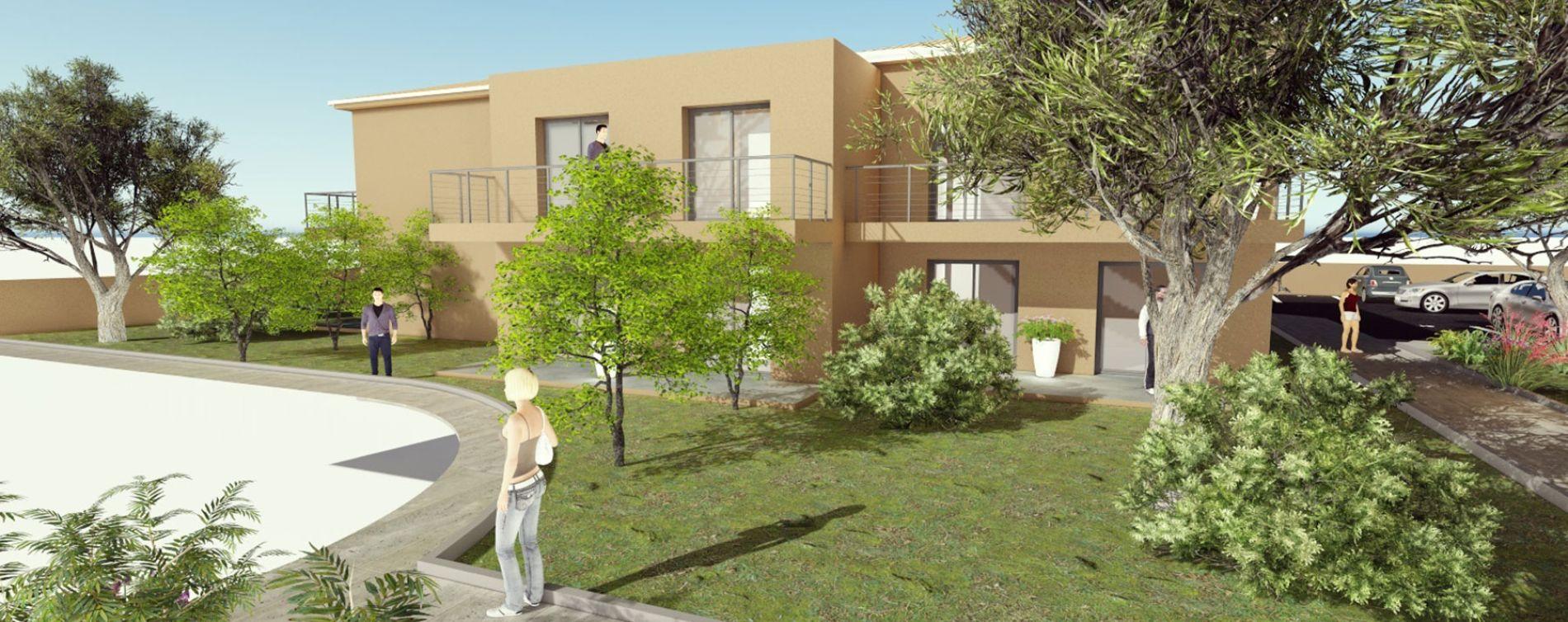 Cervione : programme immobilier neuve « Montecristo » (3)