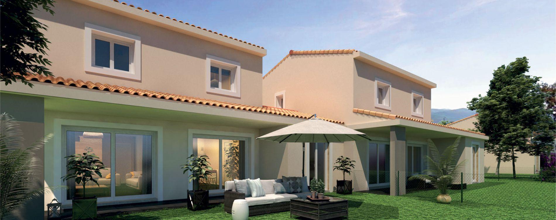 Ghisonaccia programme immobilier neuve « Le Saint Antoine »