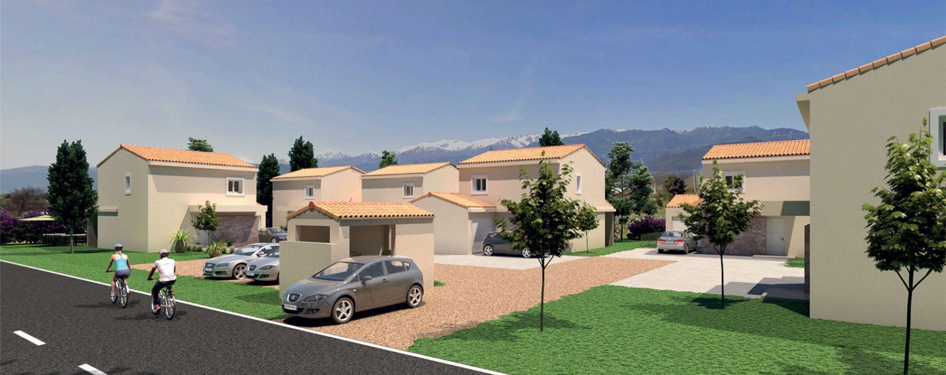 Ghisonaccia programme immobilier neuve « Le Saint Antoine »  (2)