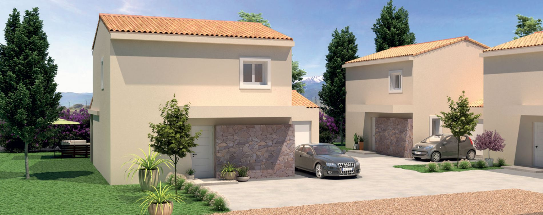 Ghisonaccia programme immobilier neuve « Le Saint Antoine »  (3)