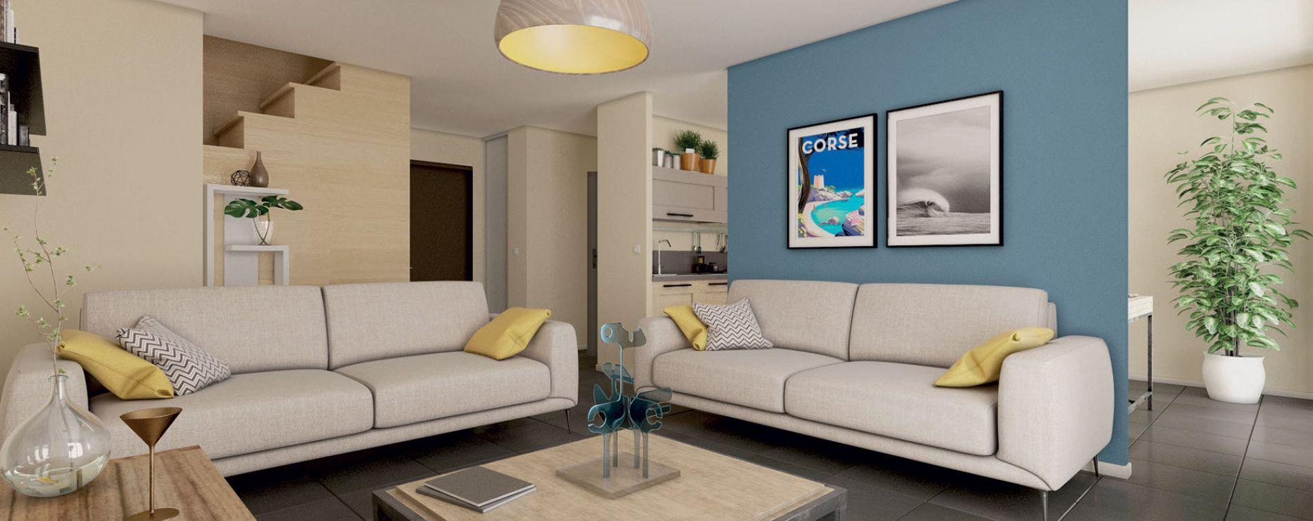 Ghisonaccia programme immobilier neuve « Le Saint Antoine »  (4)