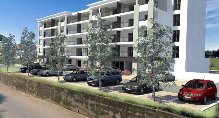 Lucciana : programme immobilier neuf « Alivetu » en Loi Pinel