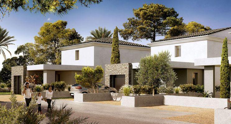 Photo du Résidence « Fior d'Alisu » programme immobilier neuf à Lucciana