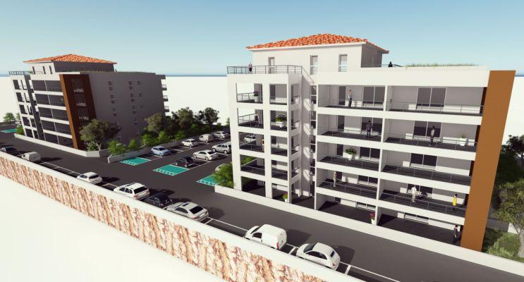 Photo du Résidence « Primavera » programme immobilier neuf en Loi Pinel à Lucciana