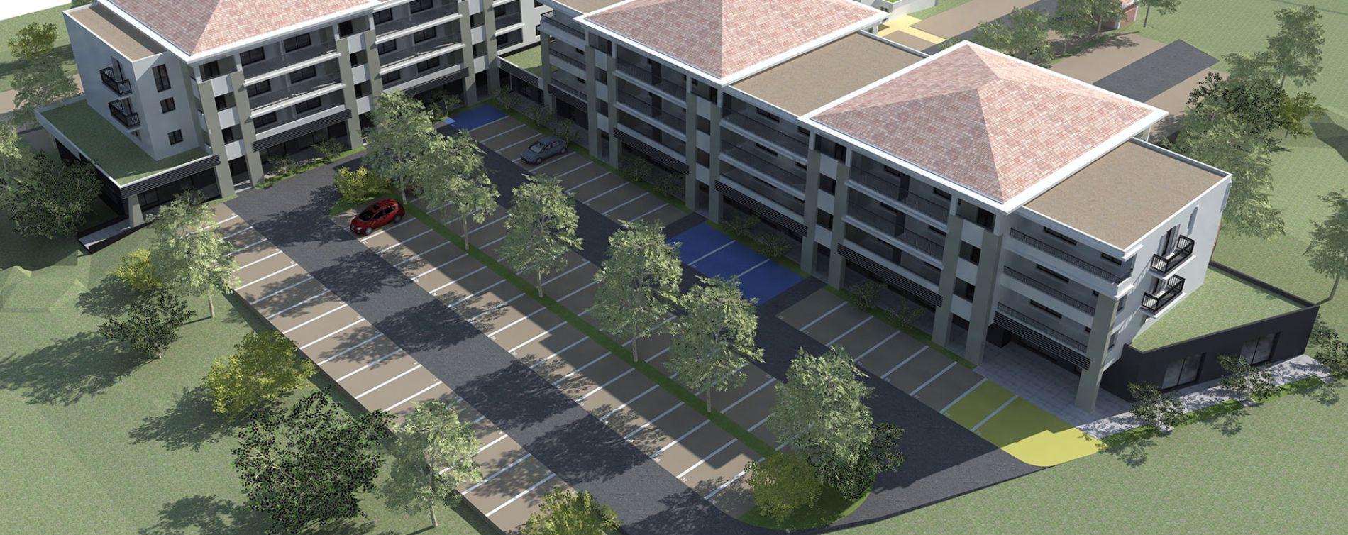 Penta-di-Casinca : programme immobilier neuve « Le Forum » en Loi Pinel