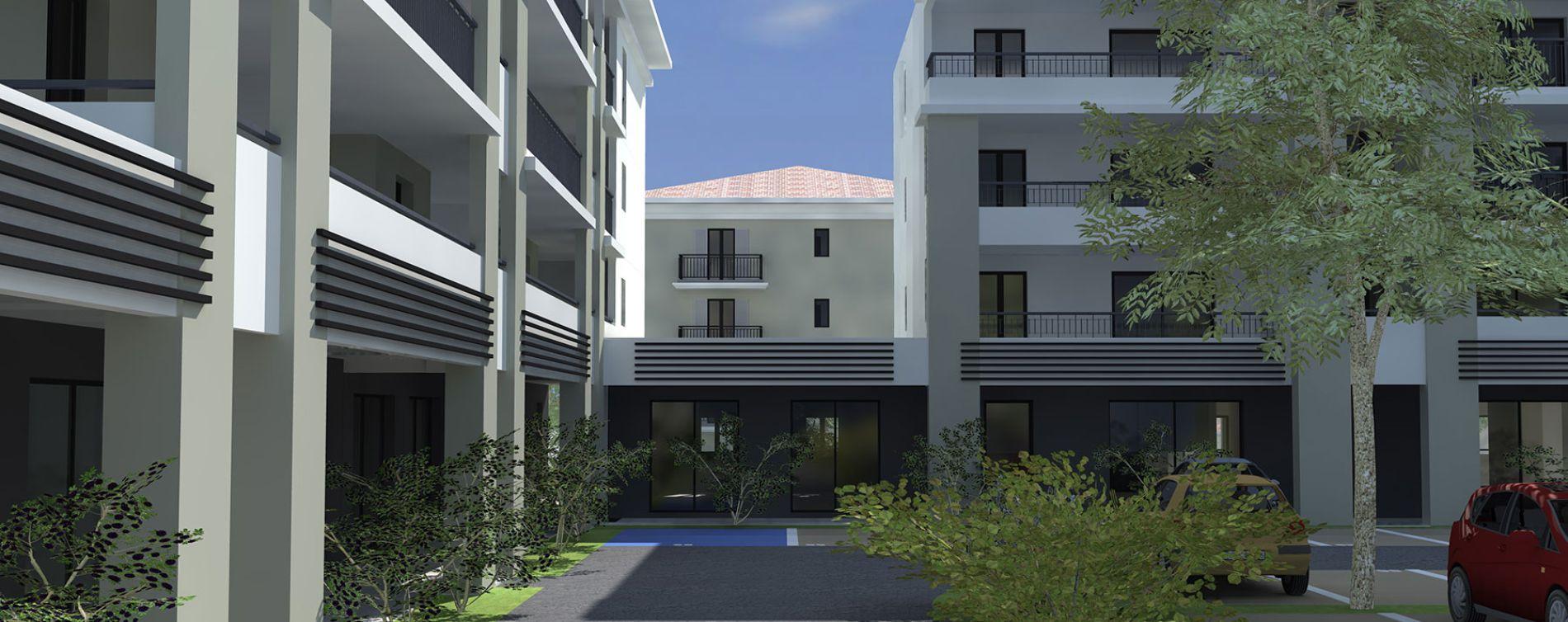 Penta-di-Casinca : programme immobilier neuve « Le Forum » en Loi Pinel (3)