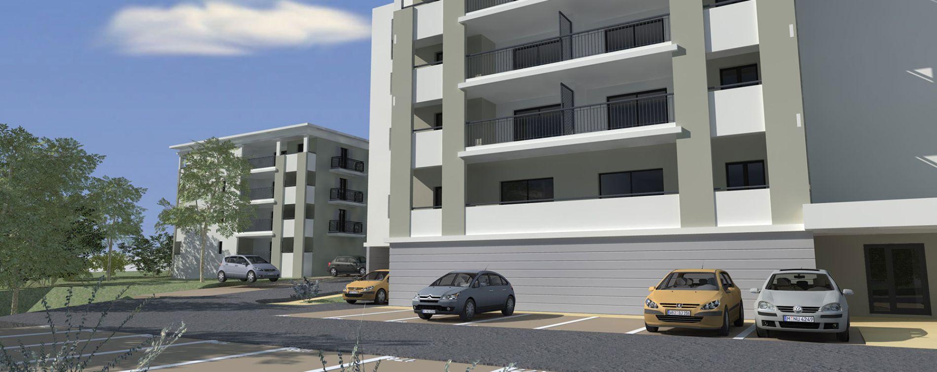 Penta-di-Casinca : programme immobilier neuve « Le Forum » en Loi Pinel (4)