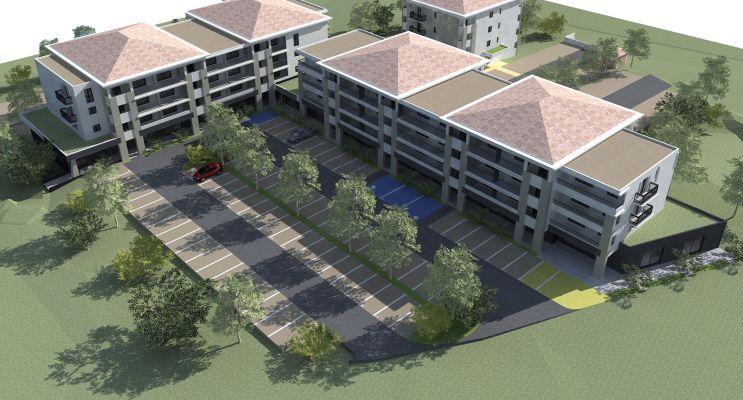 Penta-di-Casinca : programme immobilier neuf « Le Forum » en Loi Pinel